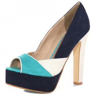 Dorothy Perkins peep toes