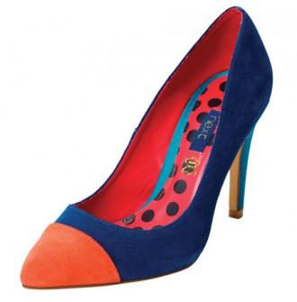 Next toecap court shoes