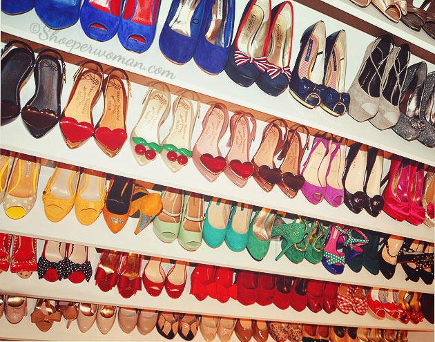 colectie de pantofi