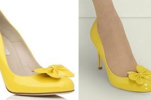 LK Bennett petal shoes