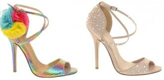 ASOS 'Hello' sandals