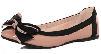 Dorothy Perkins pink ballet flats