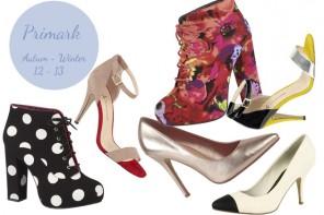 Primark Shoes Winter 2012