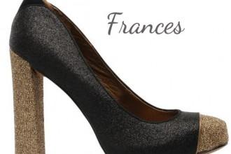 Frances and Felix toecap shoes by Sam Edelman