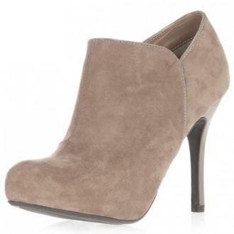 Mink clean shoe boots