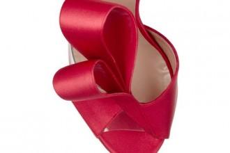 Nicholas Kirkwood bow sandals