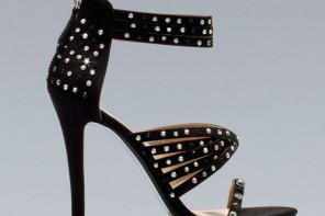 Zara studded strappy sandals
