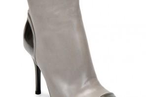 Premiata grey toecap ankle boots