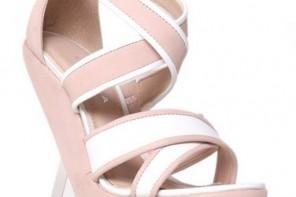 pink plexiglass wedges