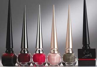 Christian Louboutin nail polish