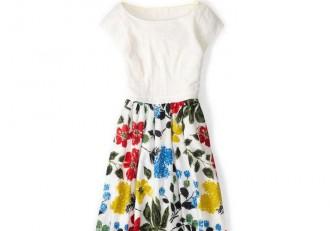 Boden Rosalyn dress