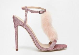 ASOS Hot Spell heeled sandals