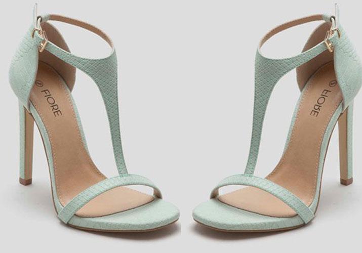 Matalan t-bar strappy sandals