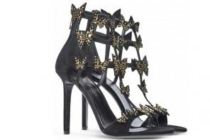 Tamara Mellon bow sandals