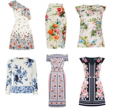 floral print fashion picks
