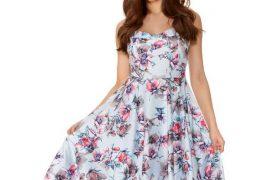 floral quiz dress