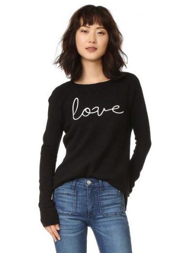 Rebecca Minkoff Love sweater