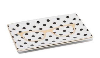 glasses trinket tray
