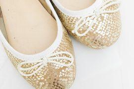 Betty London ballet flats