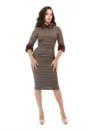 Collectif 'Christiane' dress