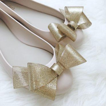 Melissa Space Love Ballet Flats
