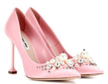pink miu miu court shoes