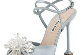 Miu Miu Forma Crystal-Embellished Sandals
