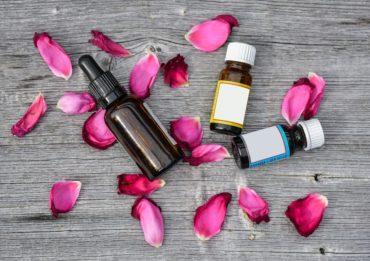 Essential oil skin care recipes