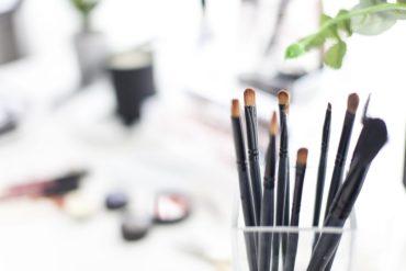 Japanese makeup brushes